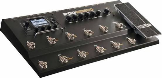electronic reverb