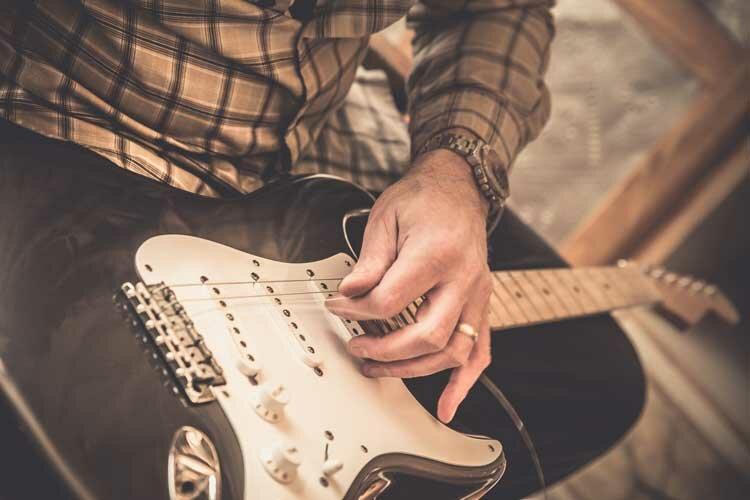 prepare your guitar
