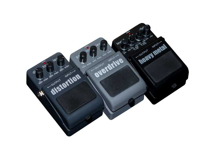 distortion vs overdrive
