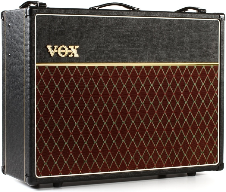 Vox AC30C2 one of the best amp for pedals